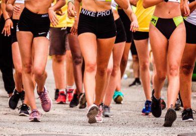 Bieganie, a ciało i umysł