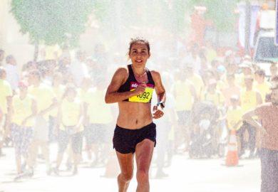 Banan a bieganie